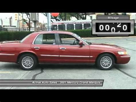 vehicle repair manual 2001 mercury grand marquis navigation system 2001 mercury grand marquis gs 4d sedan philadelphia pa 19124 youtube
