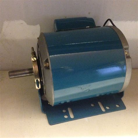 Electric Motor by Crompton Greaves B56 0 37kw 4pole 3 Phase Electric