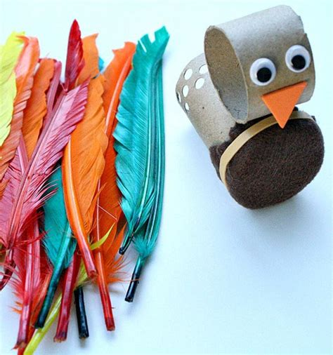 toilet paper roll crafts for thanksgiving 15 toilet paper roll crafts for diy ready