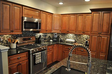 backsplash black granite kitchen backsplash for black countertop interior design