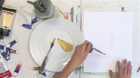 tempera paint vs acrylic paint on canvas what color to use on a for sand using