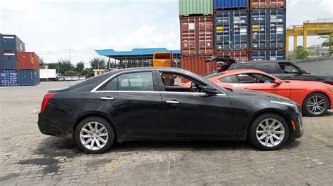 Cadillac Cls by ảnh Chi Tiết Cadillac Cts 2015 đầu Ti 234 N Tại Việt Nam