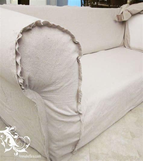 diy slipcovers for sofas drop cloth sofa slipcover slipcovered goodness