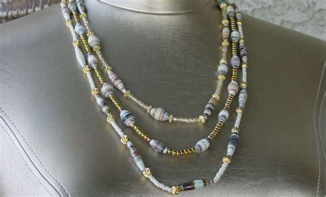how to make paper bead jewelry tips for paper bead jewelry paper and jewelry
