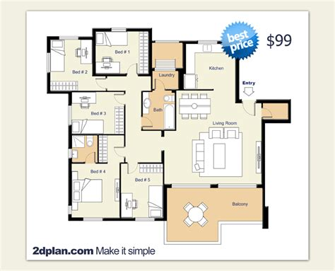 real floor plans image real estate floor plans