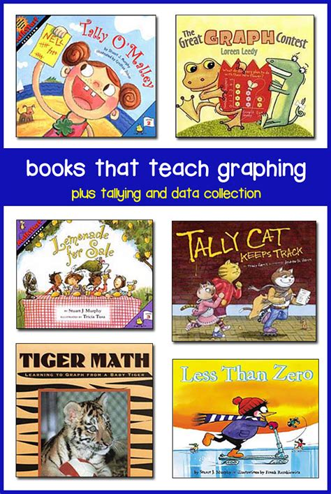 picture books to teach math teaching graphs best children s books about graphing k