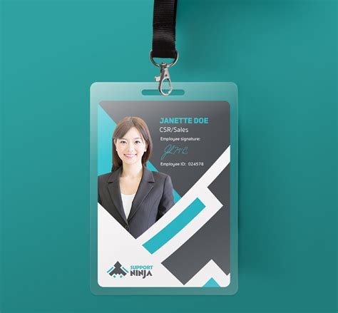 make company id cards id design pictures to pin on pinsdaddy