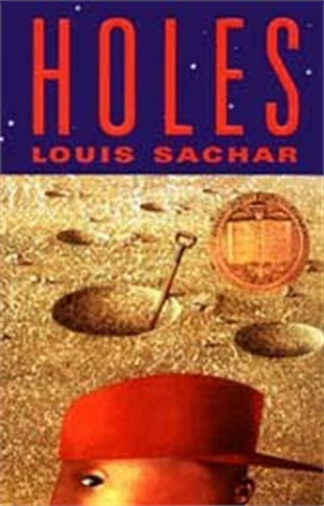 pictures of the book holes emz opinion holes book and review