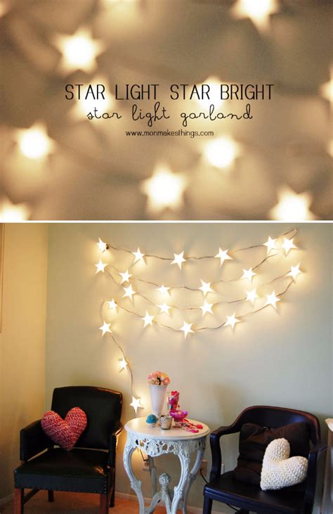 string lights for room 31 room decor ideas for diy projects for