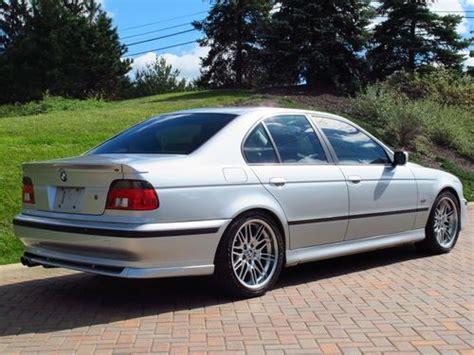 1998 Bmw 540i by Buy Used 1998 Bmw 540i Sport 6 Speed V8 Ac Schnitzer M5