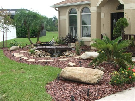 rock garden features the importance of focal points in landscape design