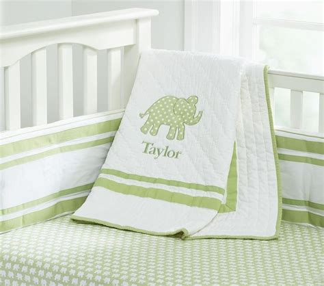 green elephant crib bedding green elephant crib bedding s green elephant 4 crib