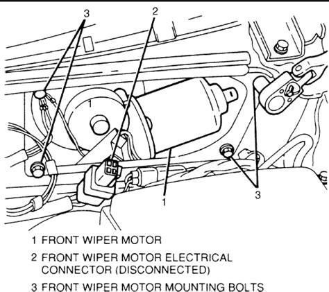 repair windshield wipe control 1998 suzuki x 90 engine control repair guides windshield wipers and washers windshield wiper motor autozone com