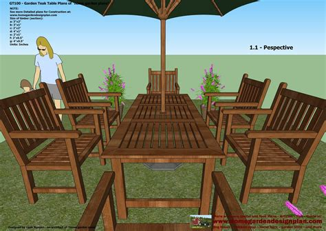 free outdoor furniture woodworking plans patio furniture plans wooden ideas wood working project plan