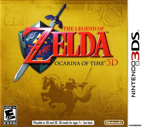 legend of ocarina of time the legend of ocarina of time 3d the