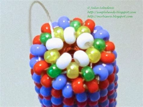 bead stitching for beginners 17 best ideas about peyote stitch on peyote