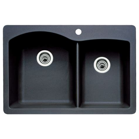 blanco granite kitchen sinks granite composite kitchen sinks feel the home