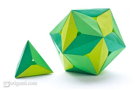 origami polyhedron modular origami polyhedra by tomoko fuse go origami