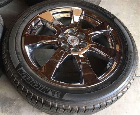 Used Cadillac Rims by Cadillac Srx Rims Wheels Ebay Upcomingcarshq