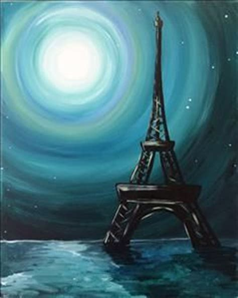 paint with a twist eiffel tower best 20 painting ideas on