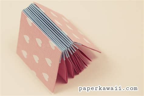 origami bok origami book blizzard style tutorial 183 how to make a bound