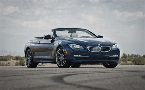 2012 Bmw 650i by 2012 Bmw 650i Convertible Front Three Quarters Photo 18