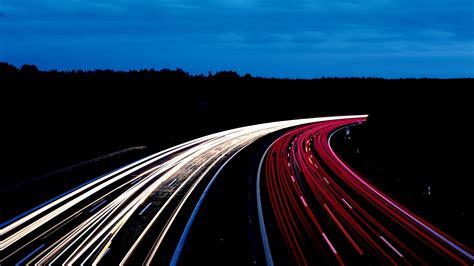 Car Lights Wallpaper by Light City Car Road Summer Autumn
