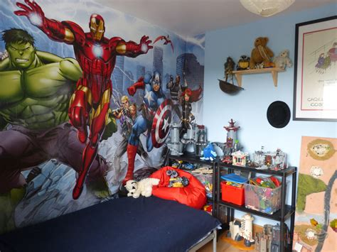 dulux marvel bedroom in a box officially awesome