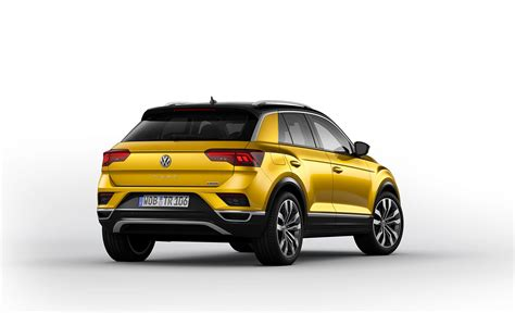 Volkswagen New by Vw T Roc Revealed News Photos Specs Prices By Car Magazine