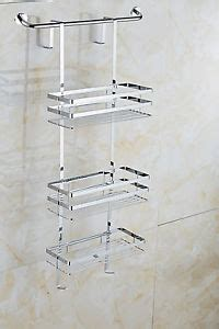 shower caddy the door stainless steel shower caddy shelves tidy storage hanging bathroom