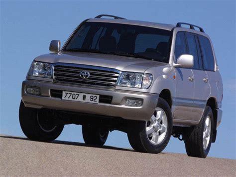 top 100 series 1998 toyota land cruiser 100 series car review top speed