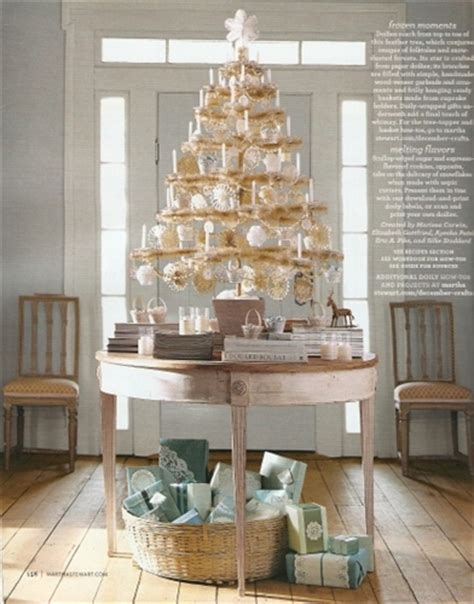 trees martha stewart martha stewart snow feather tree feather tree