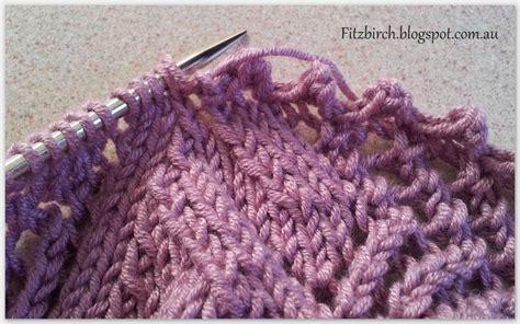 picot bind in knitting fitzbirch crafts trellis vine cowl