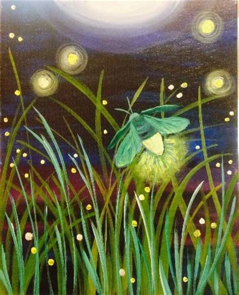 paint nite youngstown 25 best ideas about firefly painting on