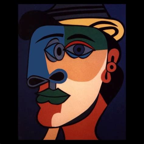 picasso paintings two faces 1000 images about cubism on pablo picasso