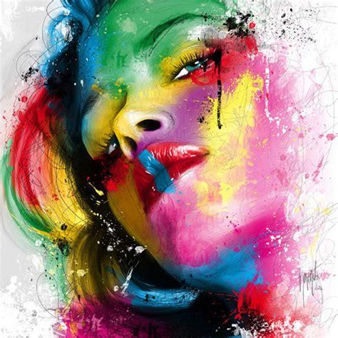 acrylic painting artist 20 acrylic painting by patrice murciano image fullimage