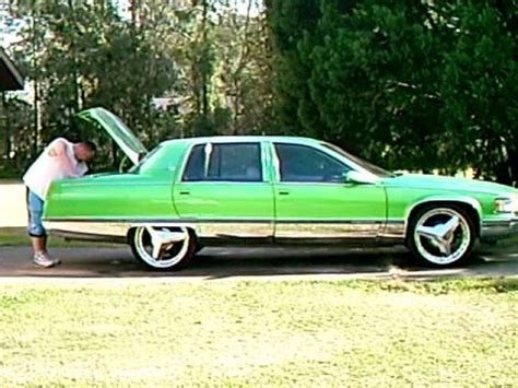 Green Cadillac by Green Cadillac On 22 S