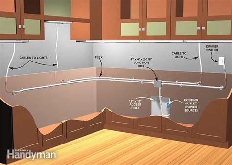 diy cabinet led lighting best 25 cabinet lighting ideas on