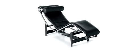 lc4 chaise lounge le corbusier jeanneret perriand cassina
