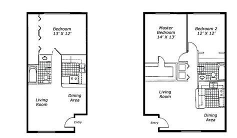 1 bedroom garage apartment floor plans plan of 1 bedroom flat talentneeds