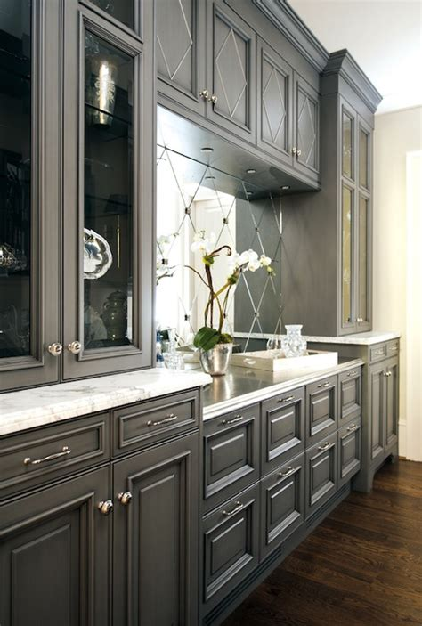 best gray for kitchen cabinets charcoal gray cabinets design ideas