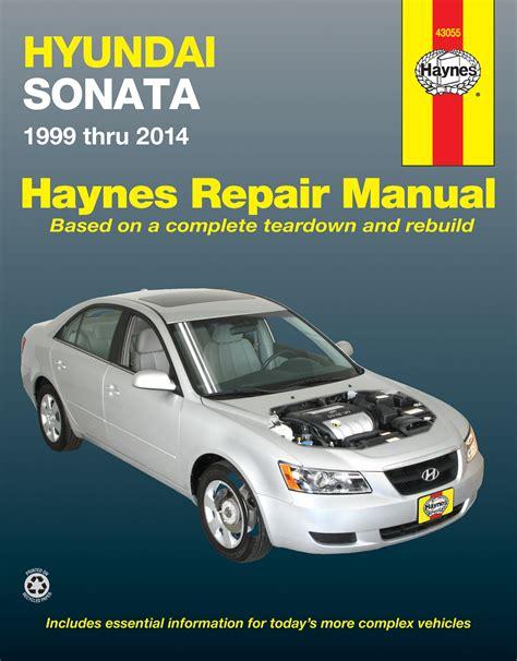 best car repair manuals 1999 hyundai elantra electronic valve timing hyundai sonata 99 14 haynes repair manual haynes manuals