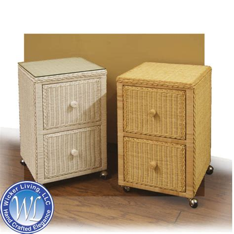 unique file cabinets unique wicker cabinets 5 wicker 2 drawer file cabinet newsonair org