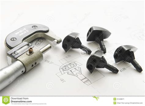drawing tool with measurements product drawing and measurement tool stock image image