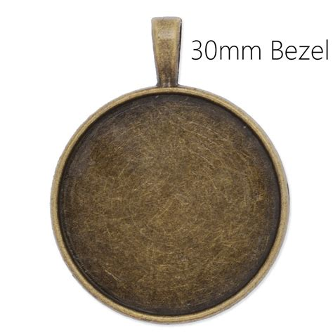 metal blanks for jewelry antique bronze metal blank tray pendants blank bazel