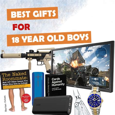 gifts for 15 year guys gifts for 18 year boys buzz