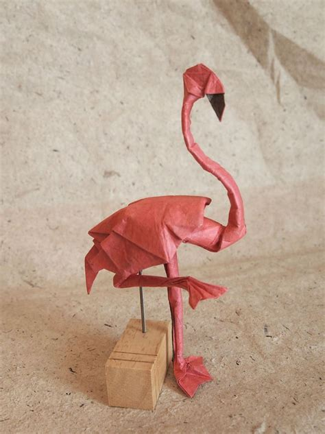 origami flamingo 381 best december 2016 origami images on