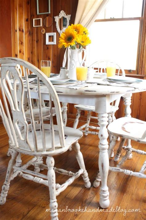 chalk paint ideas for dining table 20 awesome chalk paint furniture ideas diy ready