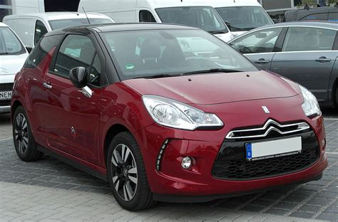 Ds3 Citroen by Citro 235 N Ds3