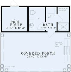 and bathroom house plans 1000 ideas about pool house bathroom on pool